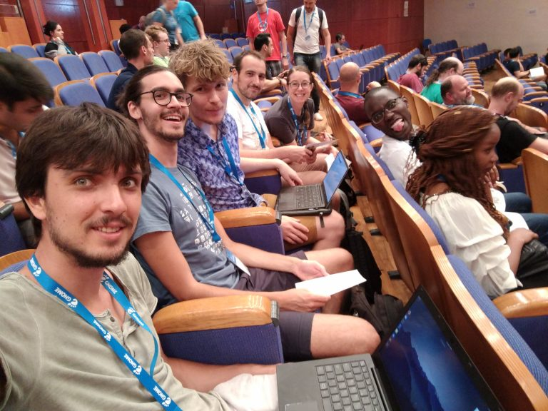 Purism at GUADEC